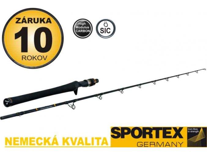 Přívlačový prut Sportex NOVA JERK