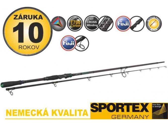 Přívlačový prut Sportex Carat Special XT