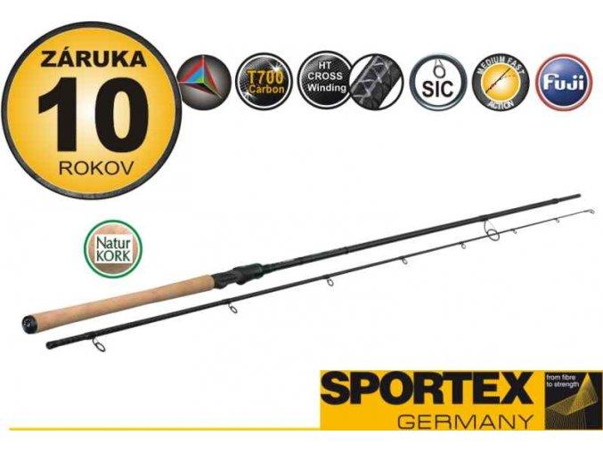 Přívlačový prut Sportex Carat Special XT Seatrout