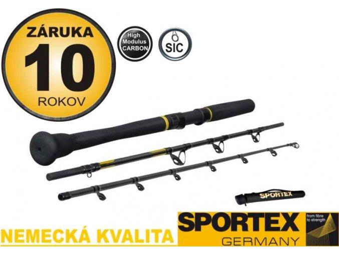 Rybářský prut Sportex MAGNUS TRAVEL BOAT