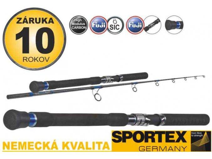 Mořské pruty Sportex Mastergrade Tuna Spin 2-díl
