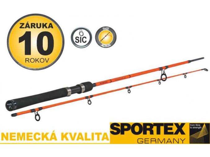SPORTEX YoungStar NT 160cm 9-32g