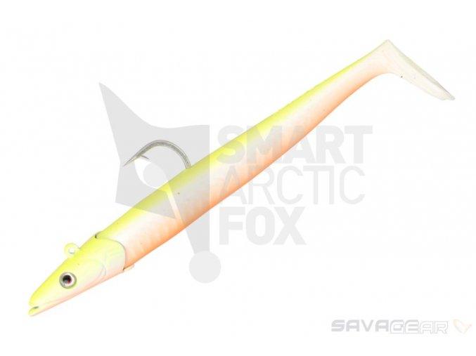 Mořský smáček Savage Gear Saltwater Sandeel Lures 17cm 65g