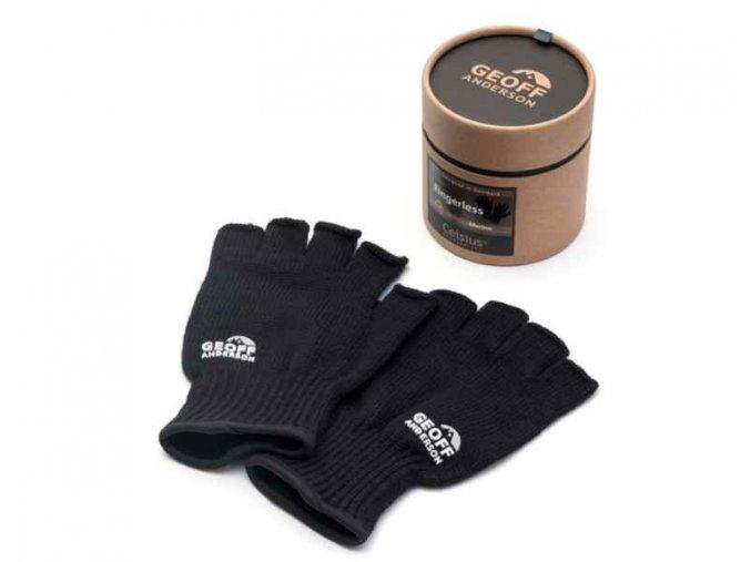 Geoff Anderson rukavice bez prstů Technical Merino