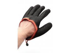 Rukavice k lovu dravých ryb Savage Gear Aqua Guard Gloves