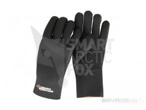 Neoprenové rukavice na mořský rybolov Savage Gear Boat Gloves