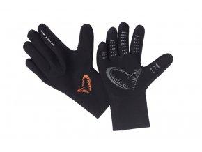 Neoprenové rukavice Savage Gear Super Stretch Neo Glove