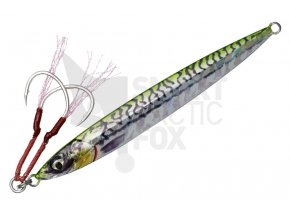SG 3D Slim Jig Minnow 15cm 100g Green Mackerel PHP