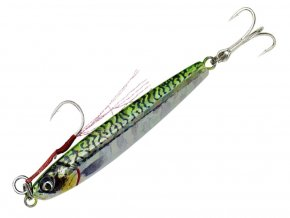 SG 3D Jig Minnow 9.3cm 40g Green Mackerel PHP