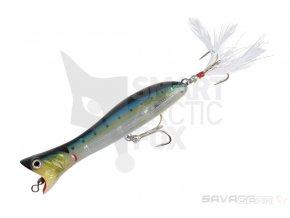 Savage Gear Panic Popper 19.5cm 111g Sardine