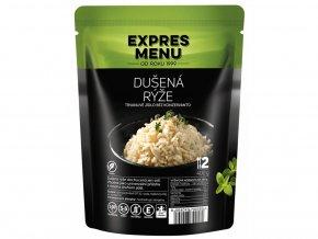 EXPRES MENU Dušená rýže (2 porce) 500