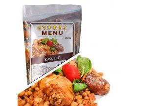 EXPRES MENU Kasulet (2 porce) 600g