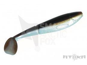 Vláčecí ripper na moře Atoka Scaler 12cm 2ks