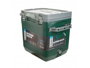 Přenosný chladicí pasivní box STANLEY Adventure series - zelený (28l)