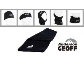 Geoff Anderson Multifunkční šátek - Dri release