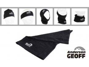 Geoff Anderson Multifunkční šátek