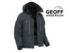 Bunda Geoff Anderson Dozer 6 (černá)