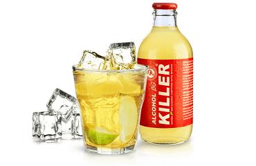 ODBOURÁVÁNÍ S ALCOHOL KILLEREM