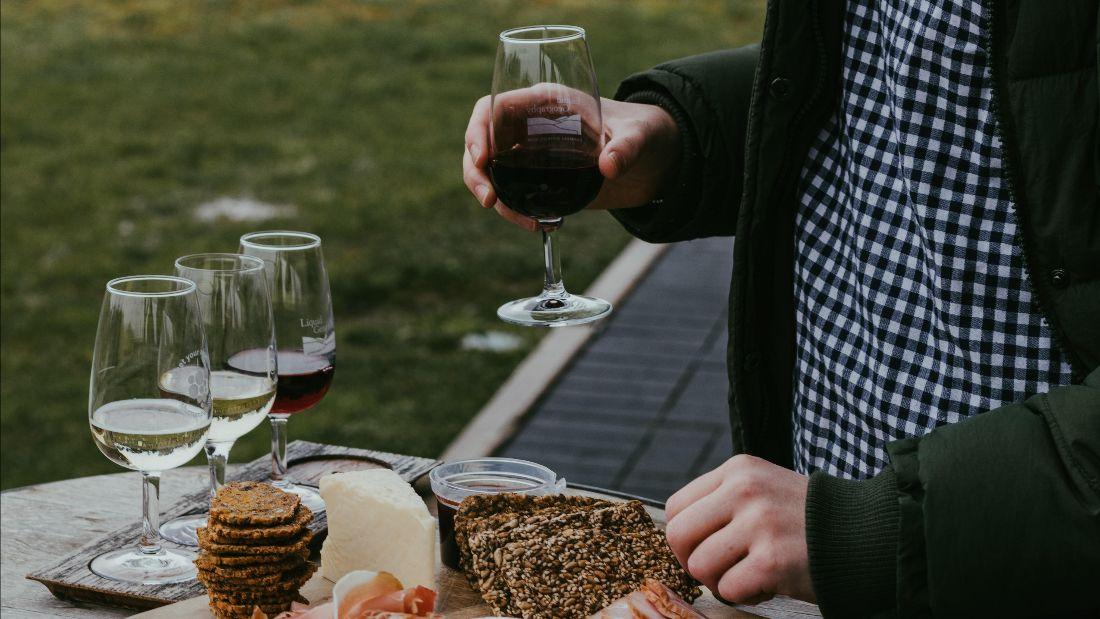 Perfektní souhra vína a jídla