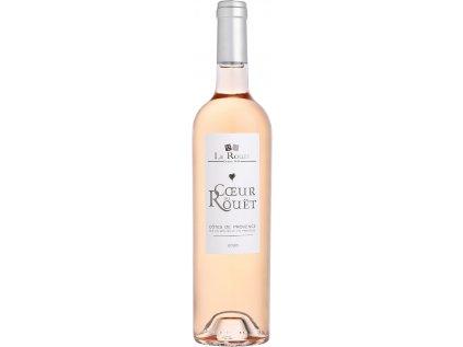 Coeur de Rouet 2020 Provence víno