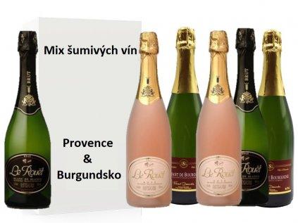 Mix sumivych vin saggis
