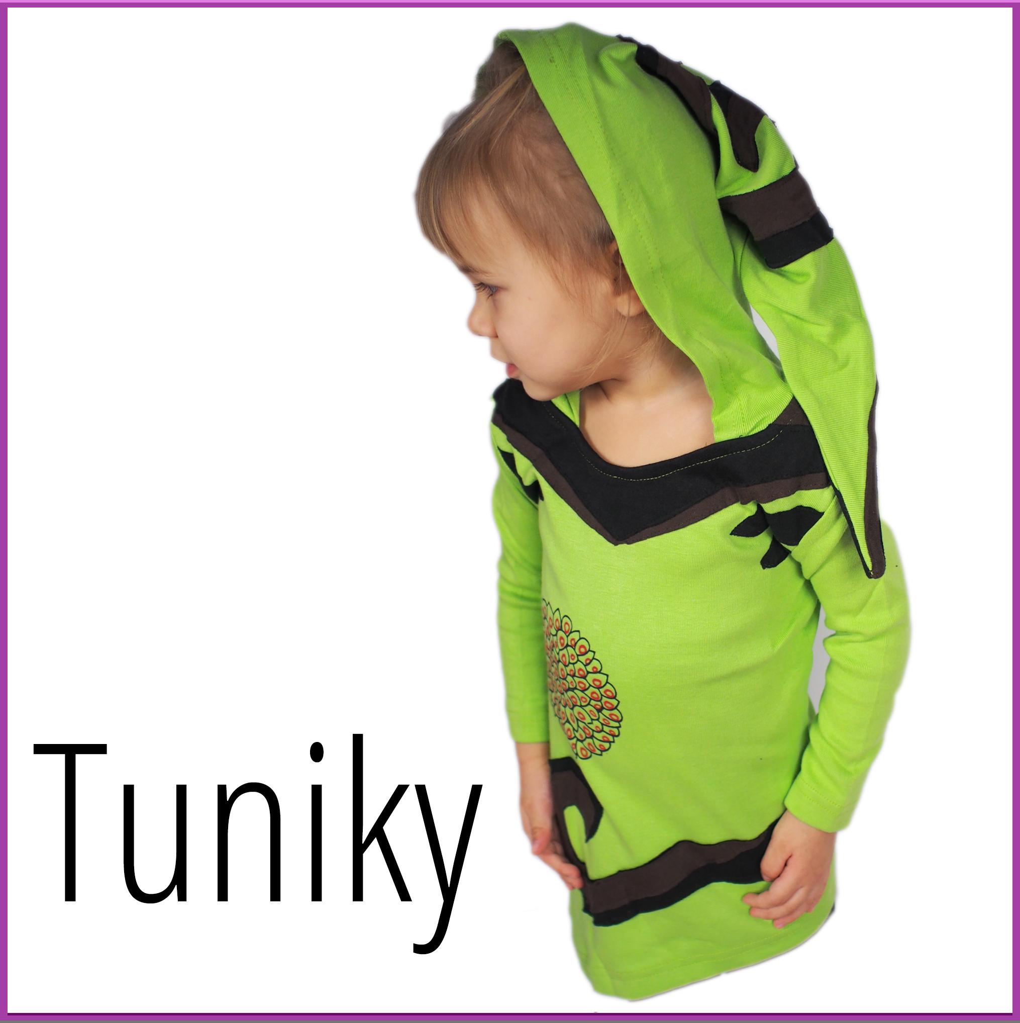 Dětské tuniky