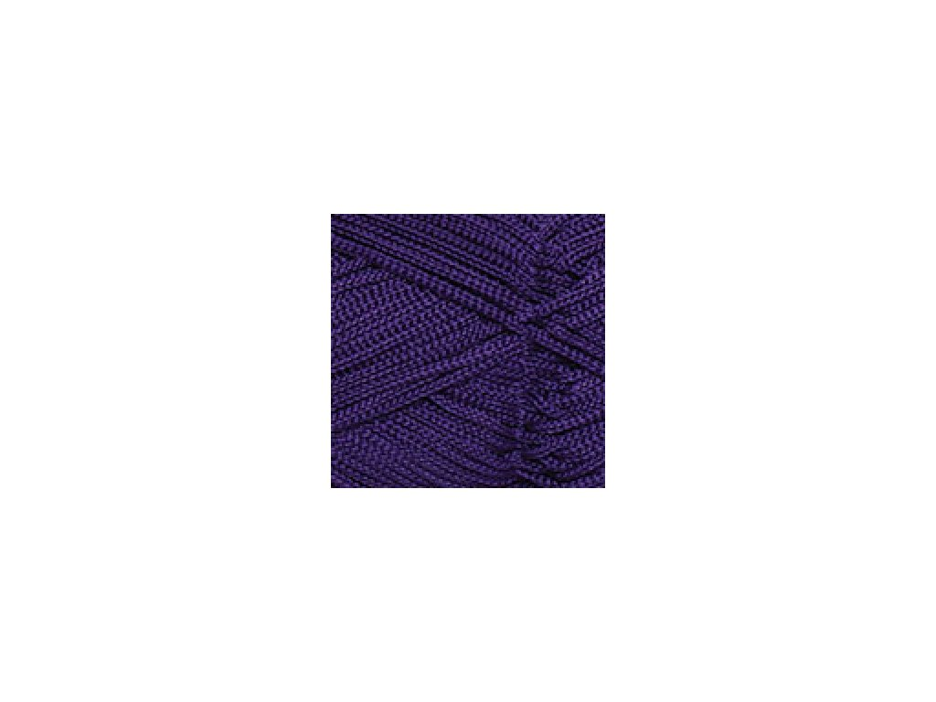 YarnArt Macrame 167 - tmavě fialová