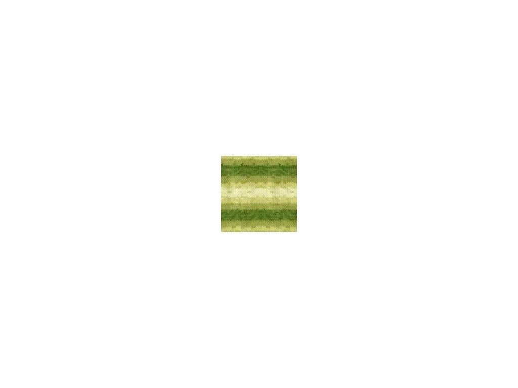 Himalaya Mercan Batik 59518 - zelený melír