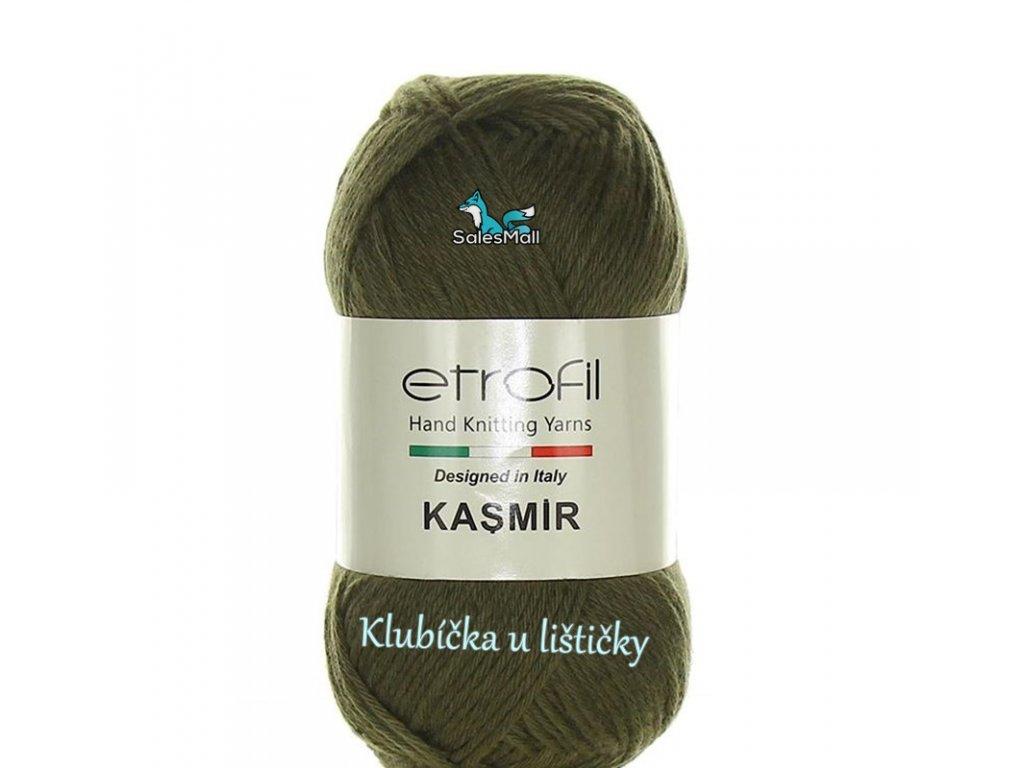 Etrofil Kasmir MC019 - šedozelená