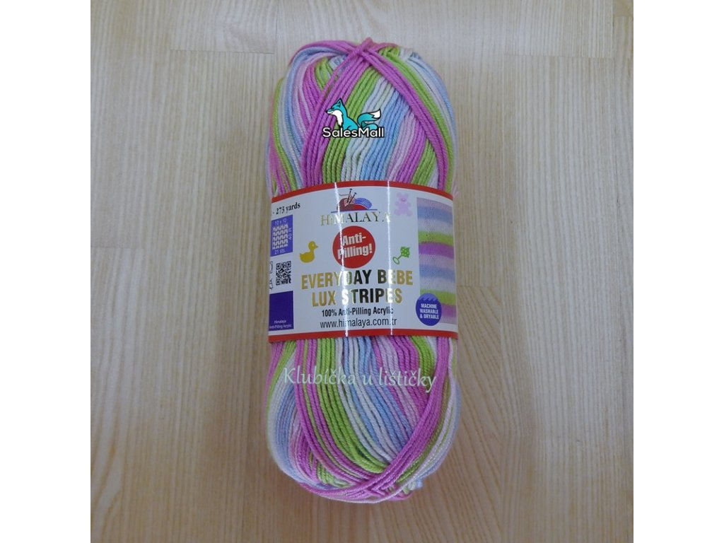Everyday Bebe Lux Stripes 72403