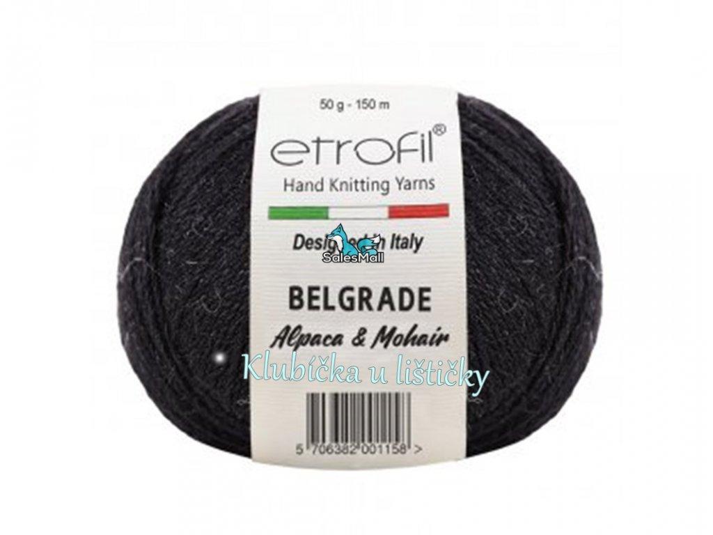 Etrofil Belgrade černá 91191