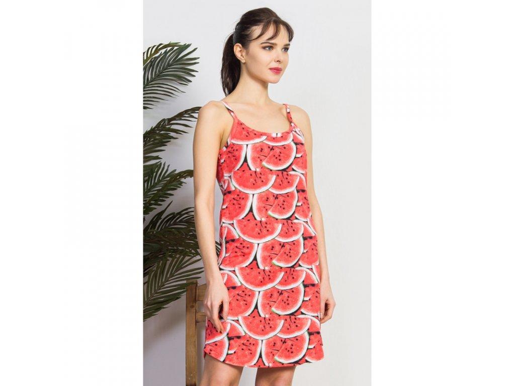 damska nocni kosile na raminka meloun