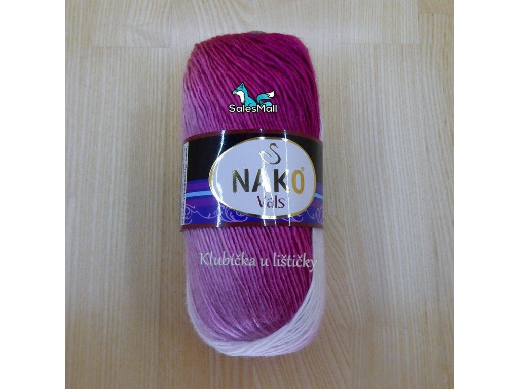 Příze Nako Vals 86082