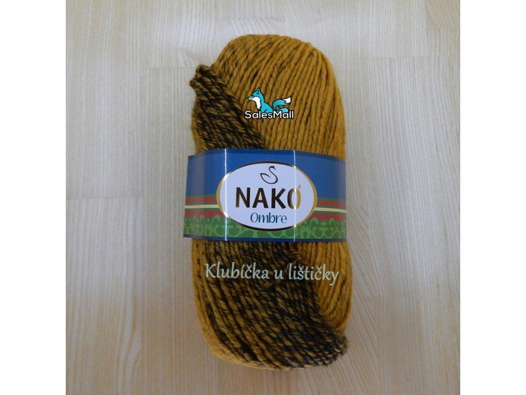 Příze Nako Ombre 20315