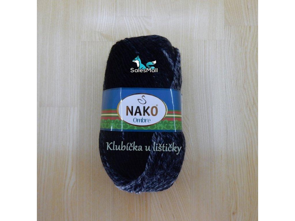 Příze Nako Ombre 20313