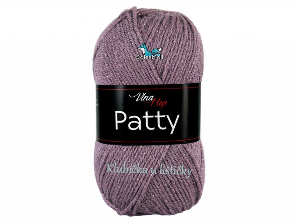 Vlna-Hep příze Patty - 4478 starofialová