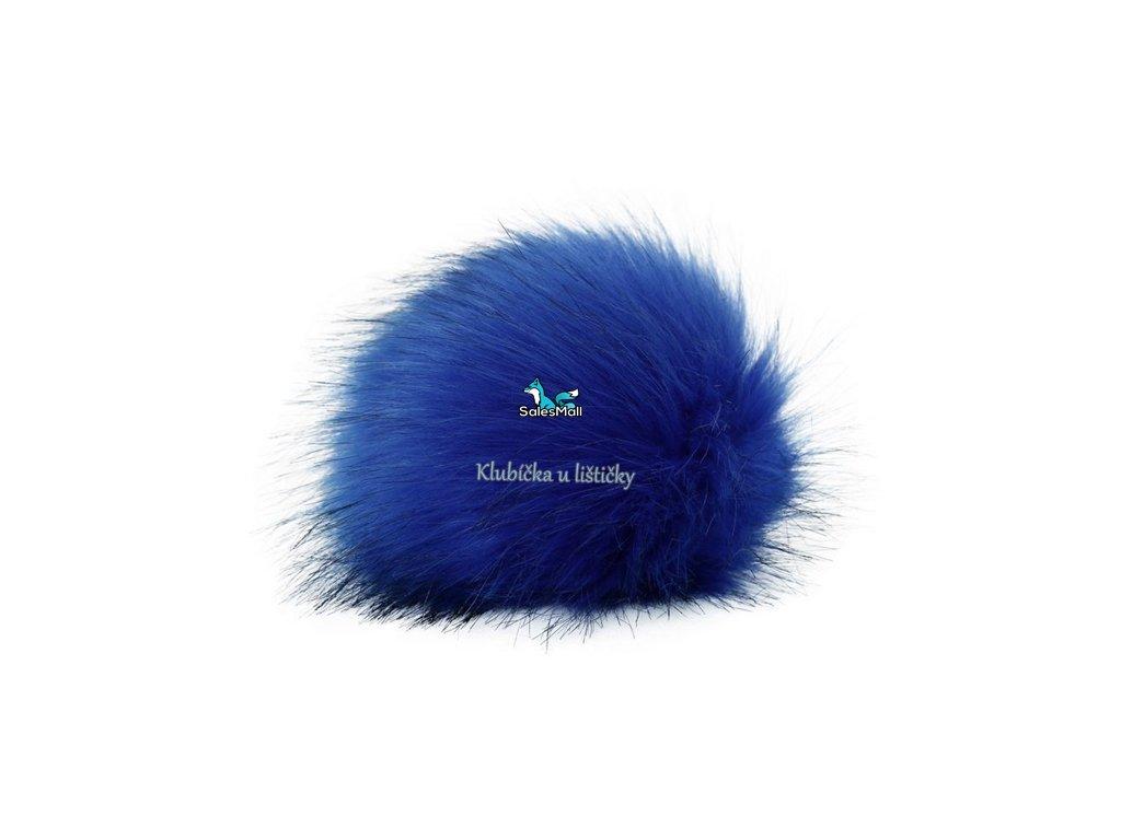 Vlna-Hep Bambule 112- královská modrá