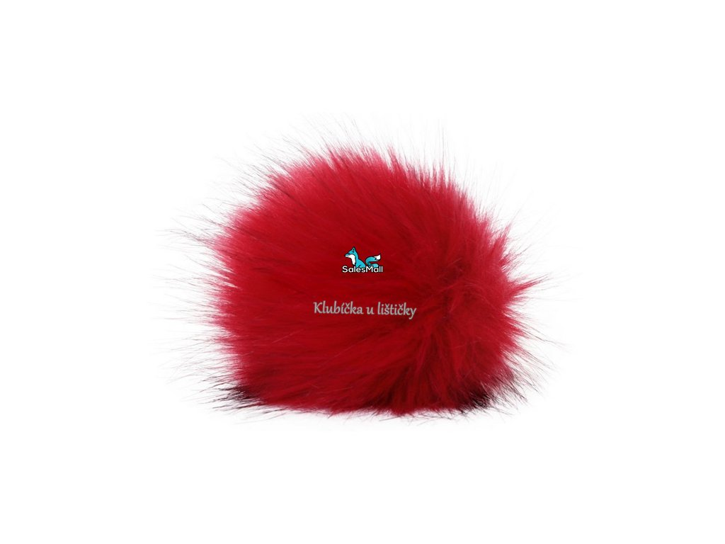 Vlna-Hep Bambule 08-červená