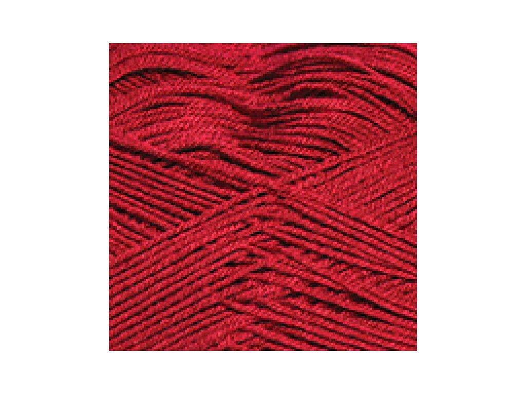YarnArt Rapido 701  - červená