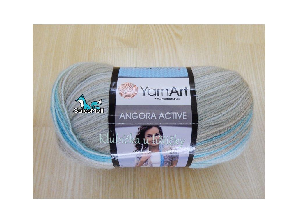 Příze Angora Active 852