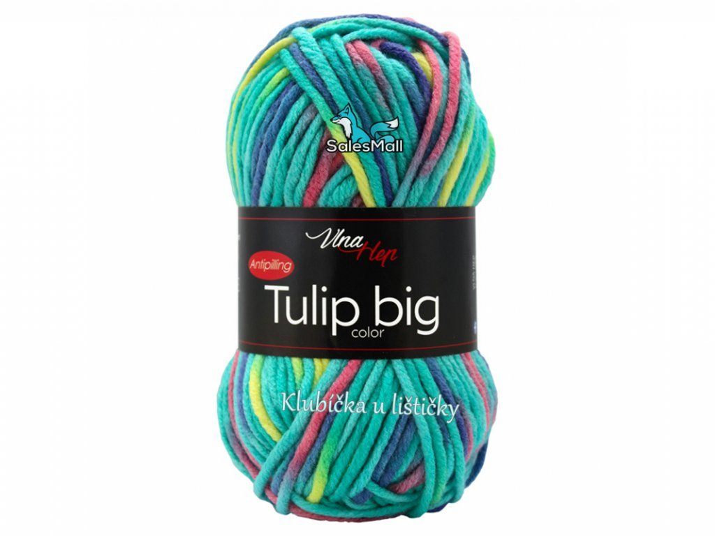 Vlna Hep Tulip Big Color 5605
