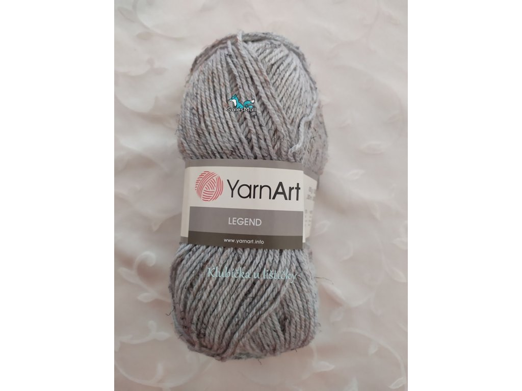YarnArt Legend 8801