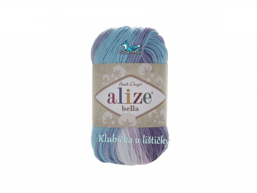 Alize Bella Batik 3677 - 100g