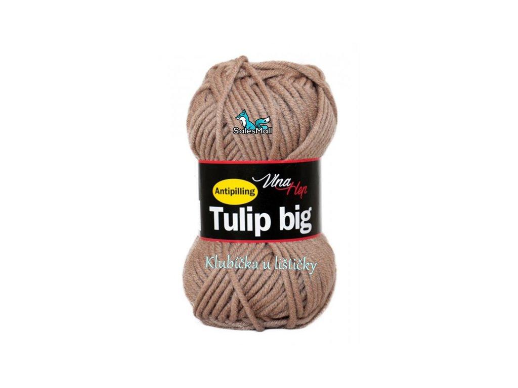Vlna Hep Tulip Big 4403 - světle hnědá