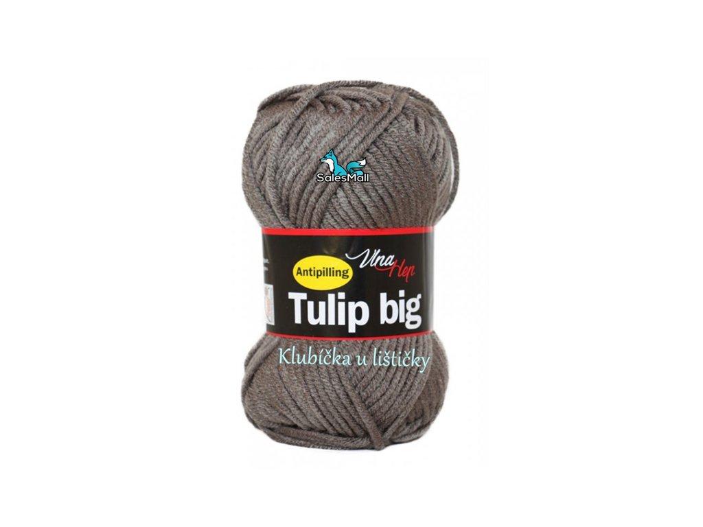 Vlna Hep Tulip Big 4235 - šedá