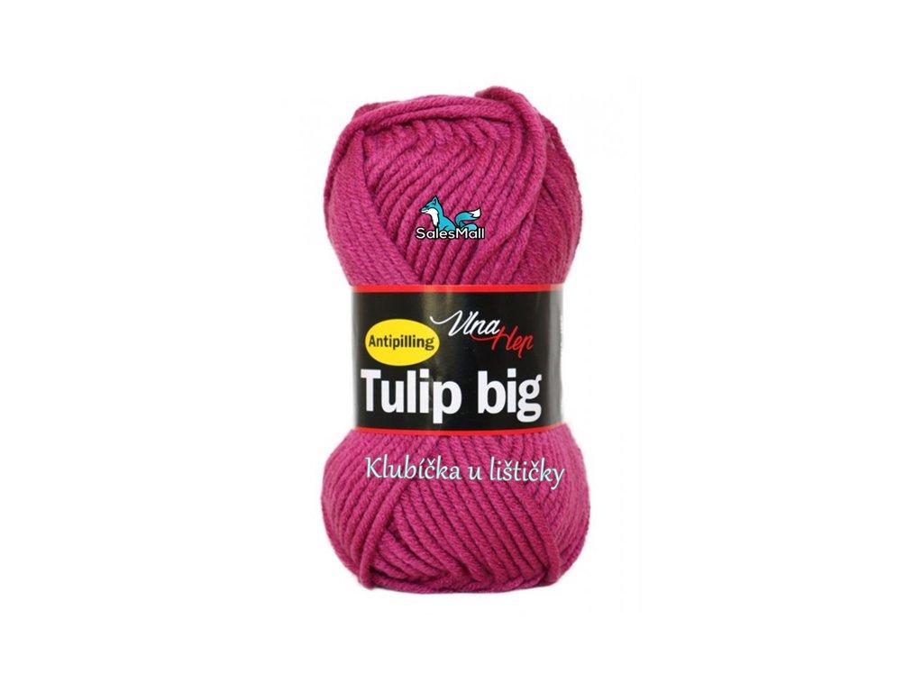 Vlna Hep Tulip Big 4048 - purpurová