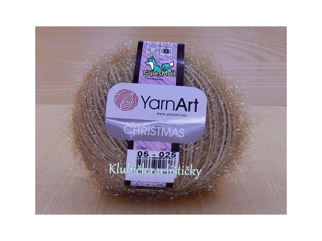 YarnArt Christmas 5 - béžová