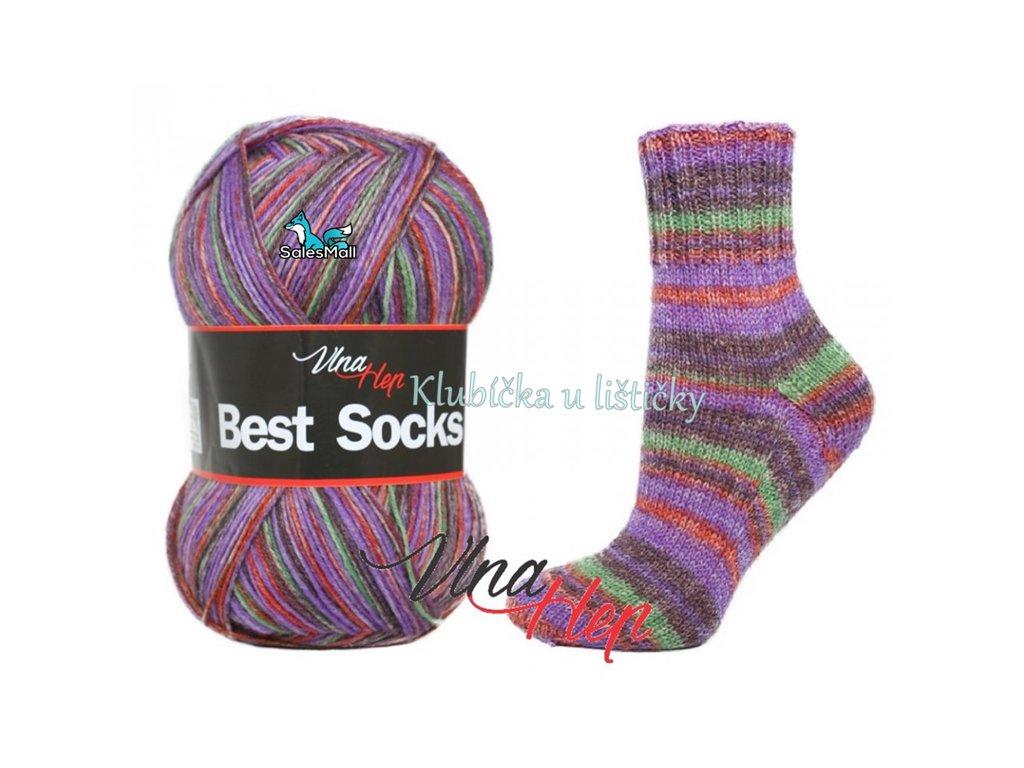 Vlna Hep Best Socks 7119