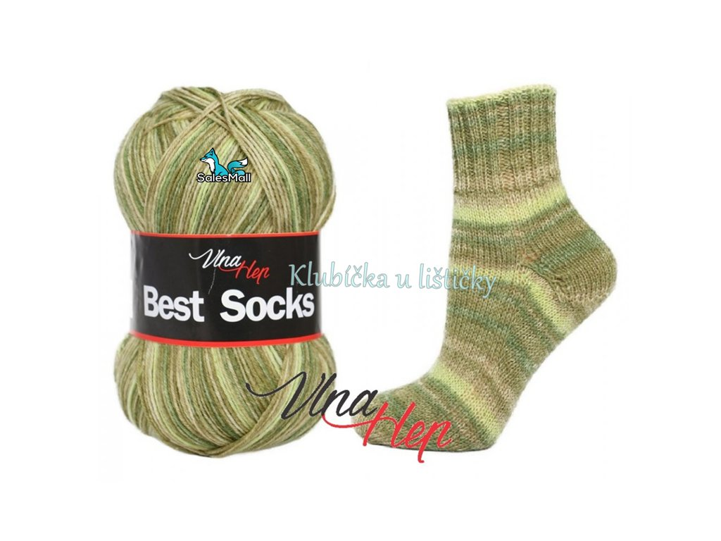 Vlna Hep Best Socks 7118