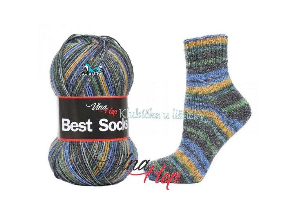 Vlna Hep Best Socks 7117